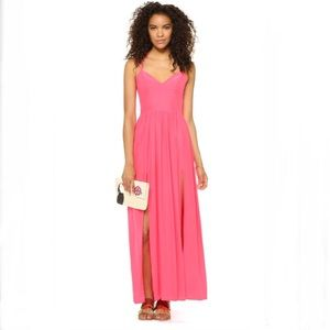 Amanda Uprichard Rio Maxi Dress